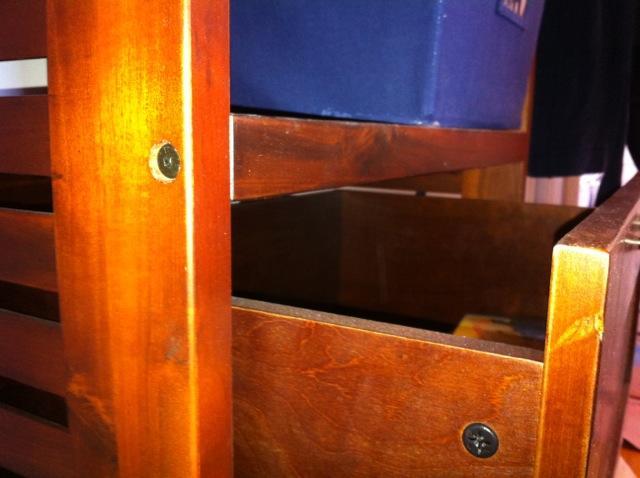 Allen Roth 76 In Java Wood Closet Tower
