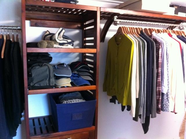 Allen Roth Closet System